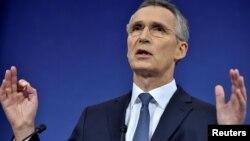 Sekjen NATO, Jens Stoltenberg