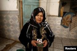 Fethiya Cami İslam Dövləti qrupu sıralarına qoşulduğu ehtimal edilən oğlunun şəklini göstərir