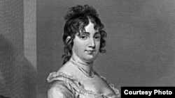 "Dolley Madison, wife of the nation's fourth president, was a renowned hostess and is perhaps the most famous First Lady in U.S. history. But so far as we know, almost all the ""Madisons"" are named for her husband, and none for her. (Wikipedia Commons)"