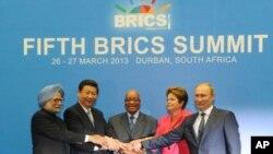 پنجمین نشست کشور های بریکز در افریقای جنوبی