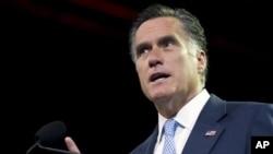 Republican presidential candidate Mitt Romney Jul 11, 2012