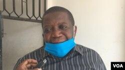 Padre Jose Inacio - vigario judicial de Benguela