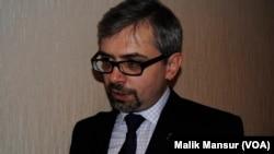 Denis Krivosheev, Xalqaro amnistiya tashkilotining Yevropa va Markaziy Osiyo bo'yicha direktori muovini