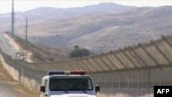 Патруль на границе США и Мексики.