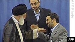 ირანის ბრალდება