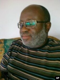 Researcher Godfrey Kangaude of Ipas