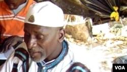 Salif Sadio lider Movimento Frente Democrática Casamance