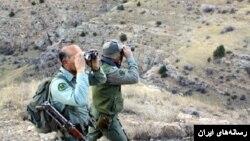 محیطبانان سازمان حفاظت محیط زیست ایران