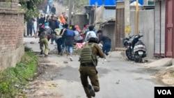 بھارتی زیر انتظام کشمیر