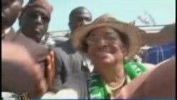 利比里亚现任总统即将赢得决选
