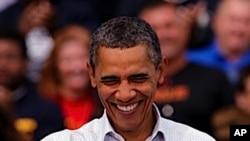 Presidente Barack Obama em Detroit