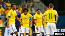 برازیل کو پھر شکست، ہالینڈ کی تیسری پوزیشن