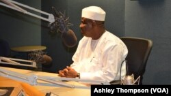 Alhaji Aminu Waziri Tambuwal. Kakakin Majalisar wakilan Nigeria.