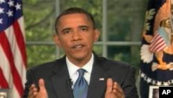 Μήνυμα του Προέδρου Ομπάμα στον Αμερικανικό λαό.