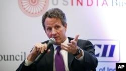 蓋特納正在印度進行訪問