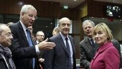 اتحادیه اروپا خرید نفت ایران را تحریم کرد