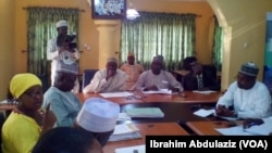 Taron manoman shinkafa a jihar Adamawa; Ancho Borrowers