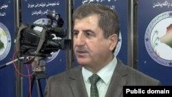 Abdulbarî Zêbarî - Abdulbari Zibari