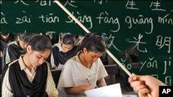 2013 سے سندھ میں چینی زبان کی تعلیم لازمی ہوگی