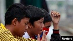 Survei Komisi Nasional Pengendalian Tembakau menunjukkan kecenderungan peningkatan jumlah merokok selama pandemi. (Foto: ilustrasi).