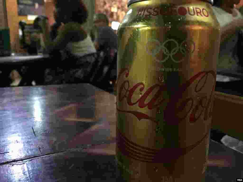 کوکاکولا یکی از اسپانسر های المپیک ریو است