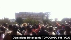 Reportage de Dominique Dinanga de TOPCONGO FM, notre station partenaire à Kinshasa