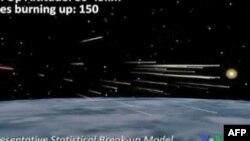 Satelit pao u Tihi okean?