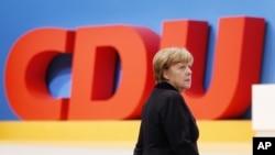 Chanceliere w'Ubudagi, Angela Merkel