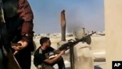 Бои в Алеппо, Сирия