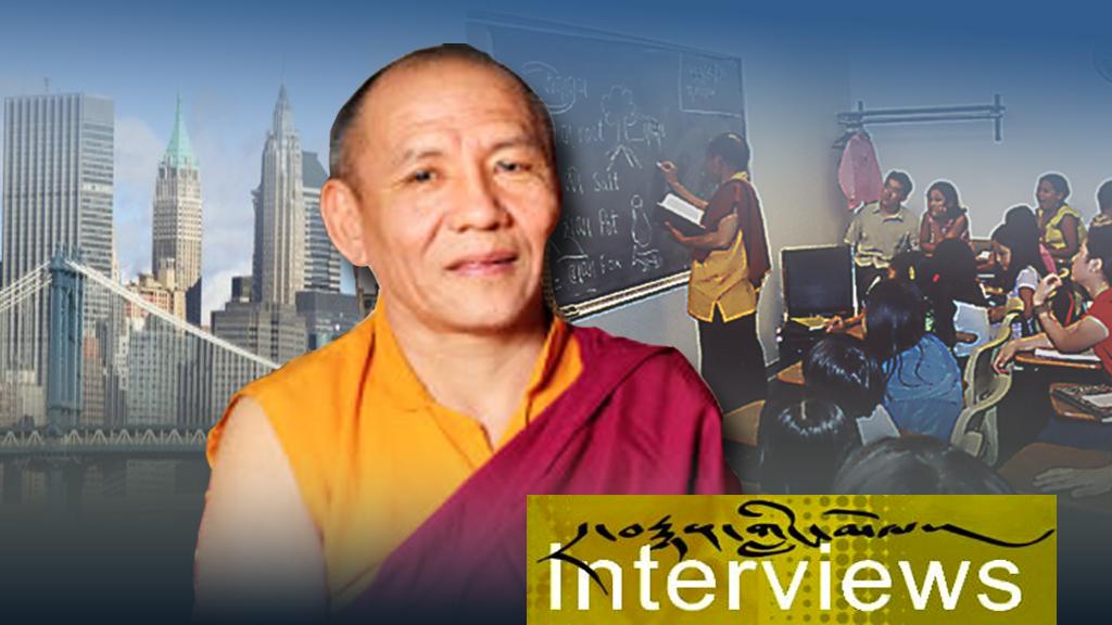 VOA Interviews: Kusho Pedor, Volunteer Principal, Tibetan School of New York City