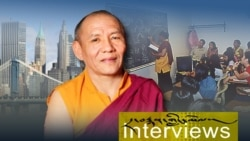 VOA Interviews: Kusho Pedor, Volunteer Principal, Tibetan School of New York City
