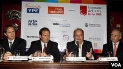 Hernán Lombardi, ministro de Cultura porteño, dijo que saldrá el arte a la calle.