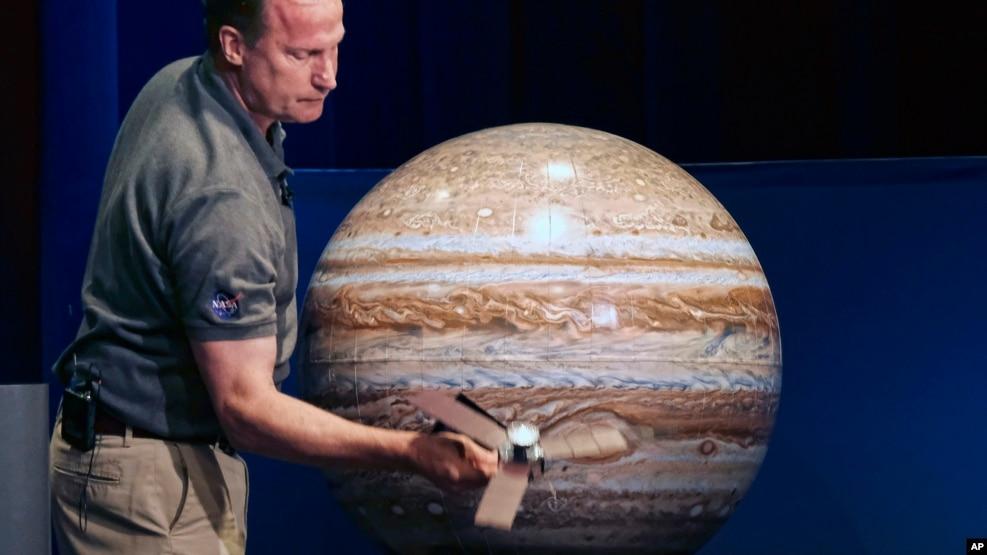 Una celebración épica programó la NASA para el 4 de julio.