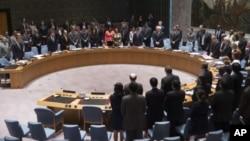 عکس آرشیوی از نشست شورای امنیت سازمان ملل متحد