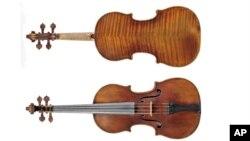 El violín, fabricado en 1715, fue tazado por una aseguradora en $5 millones de dólares.
