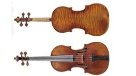 """""""Vieuxtemps"""", një violinë e rrallë dhe e çmuar"""