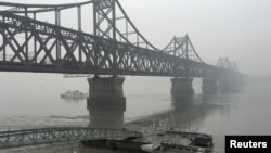 媒体:中国在中朝边境加强防御防万一