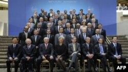 Министры финансов