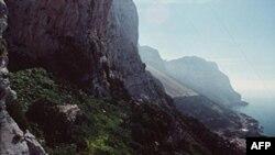 Tunelet e Shkëmbit të Gjibraltarit midis së shkuarës dhe të tashmes