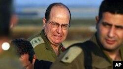 El actual ministro de Defensa, Moshe Yaalon, en una foto de 2004.