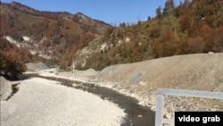 MANS upozorava na devastaciju rijeke Tare