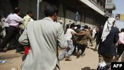 9 të vrarë në protestat në kryeqytetin Sana të Jemenit