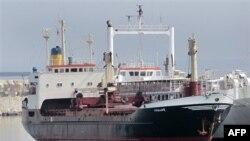 لبنان کشتی حامل اسلحه به مقصد سوریه را توقیف کرد