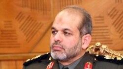 دیدار وزیر دفاع جمهوری اسلامی با حامد کرزی