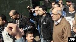 ამერიკელი ეგვიპტელები მუბარაქის გადადგომას ითხოვენ