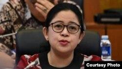 Puan Maharani, Ketua DPR RI periode 2019-2024 (Courtesy: Facebook).