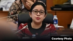 Puan Maharani terpilih sebagai Ketua DPR RI periode 2019-2024 (Courtesy: Facebook).