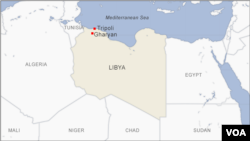 Gharyan, Libya.