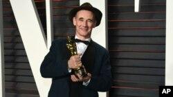 """Mark Rylance fue nominado el lunes a los Premios Olivier del teatro británico por su papel en el musical """"Farinelli y el Rey""""."""