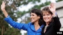 Palin aprovecha la serie para hacer pequeñas metáforas sobre sus ideas políticas.